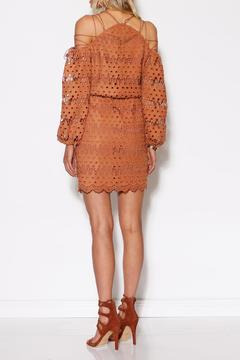 Shoptiques Product: Lace Up Dress