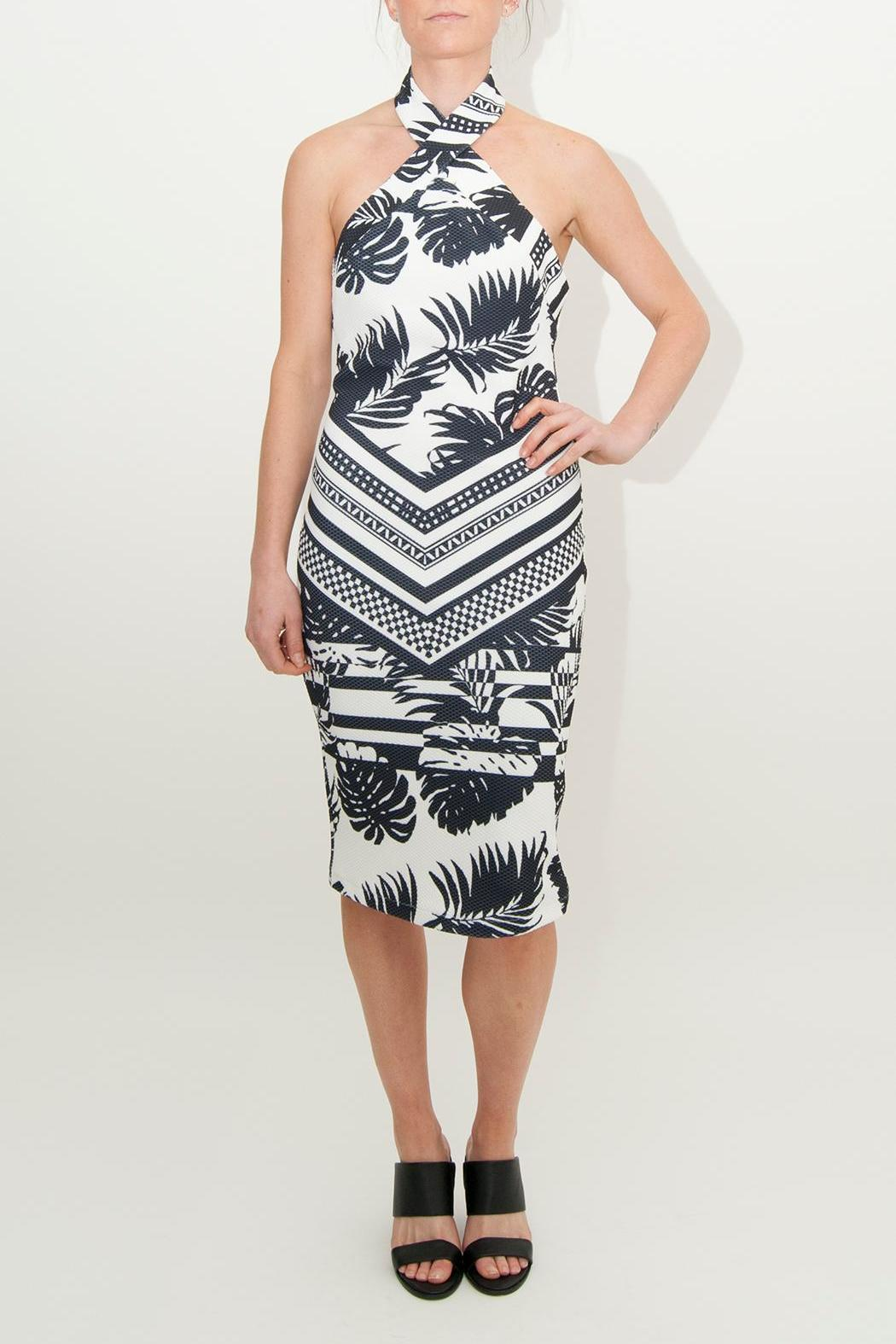 Ministry of Style Meadow Halter Dress - Main Image