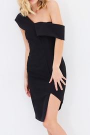 Ministry of Style Verona Midi-Crepe Dress - Product Mini Image