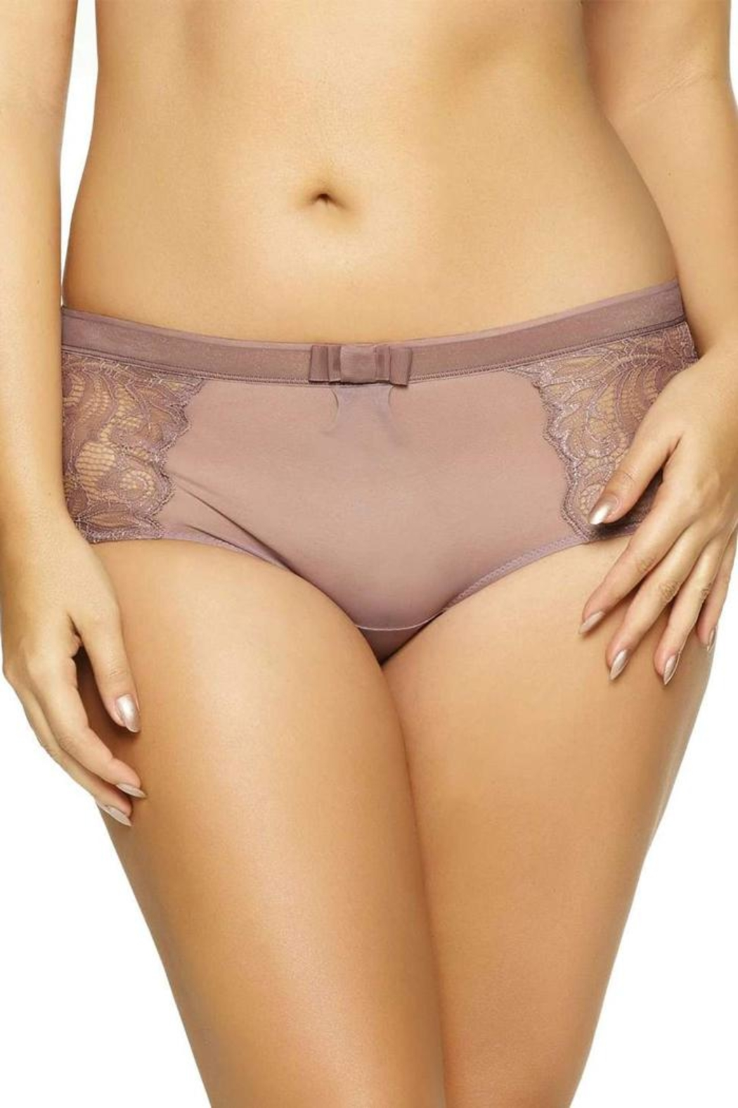 Felina Mink Brief - Front Cropped Image