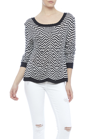MINKPINK Psychedelic Jacquard Sweater - Product Mini Image