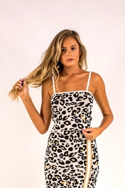 Mink Pink City-Cat Knit Cami - Product Mini Image