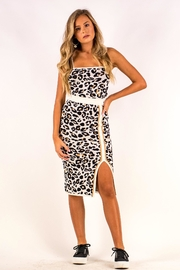 Mink Pink City-Cat Midi Skirt - Product Mini Image