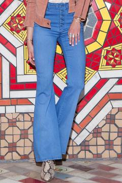 Shoptiques Product: Dylan Stretch Flares