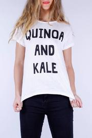 MINKPINK Quinoa And Kale Tee - Front cropped