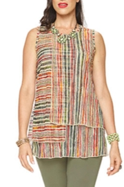 Minkas Earthy Toned Tunic - Product Mini Image