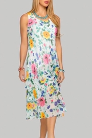 Minkas Layered Garden Dress - Product Mini Image