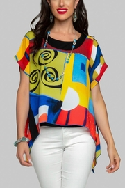 Minkas Multi Top Set - Front cropped