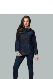 Minkas Textured Casual Top - Product Mini Image