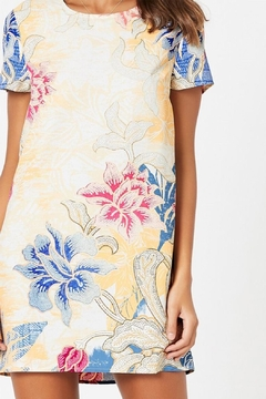 MINKPINK Batik Floral Dress - Alternate List Image