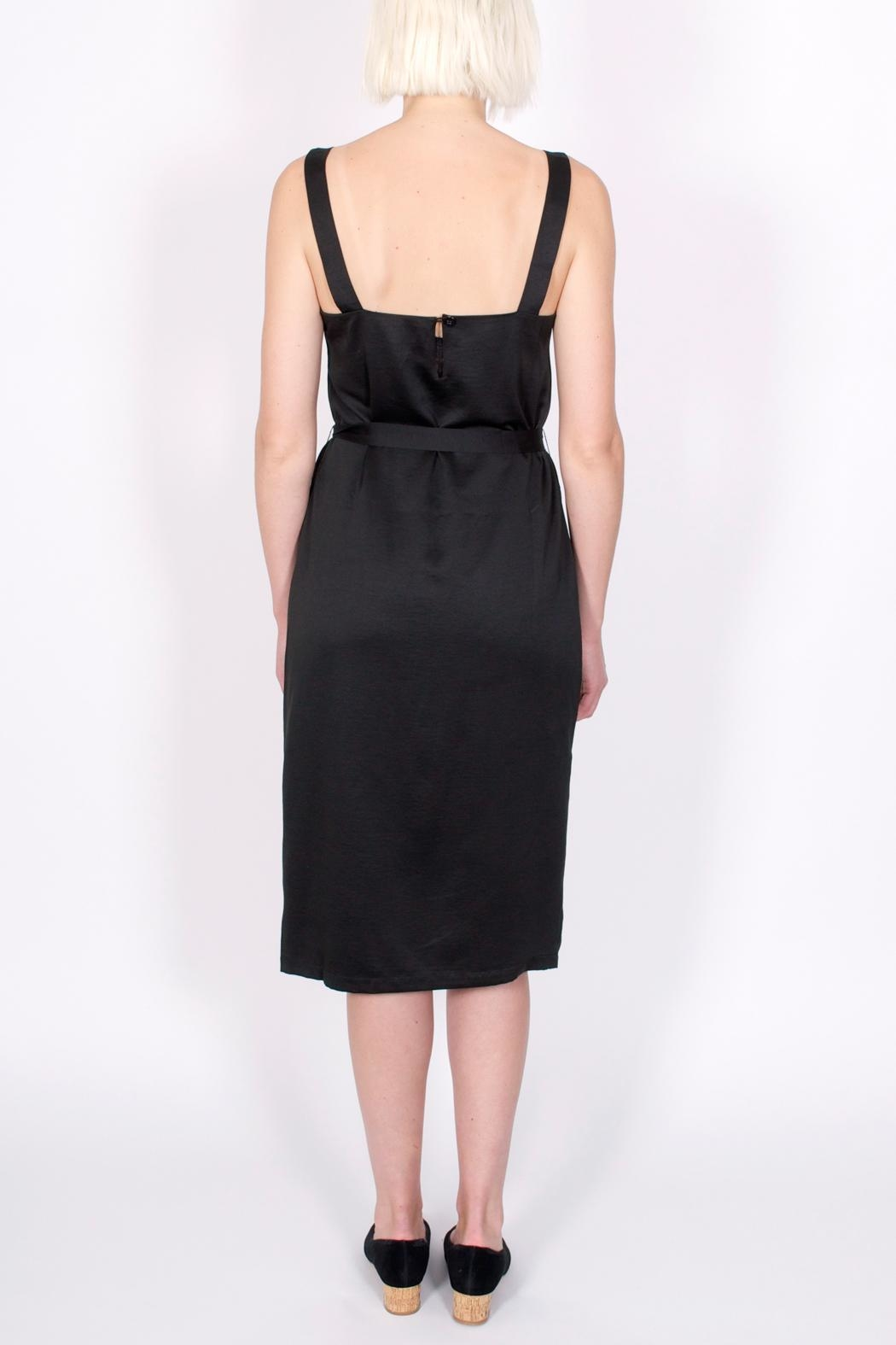 MINKPINK Bridget Midi Dress - Side Cropped Image