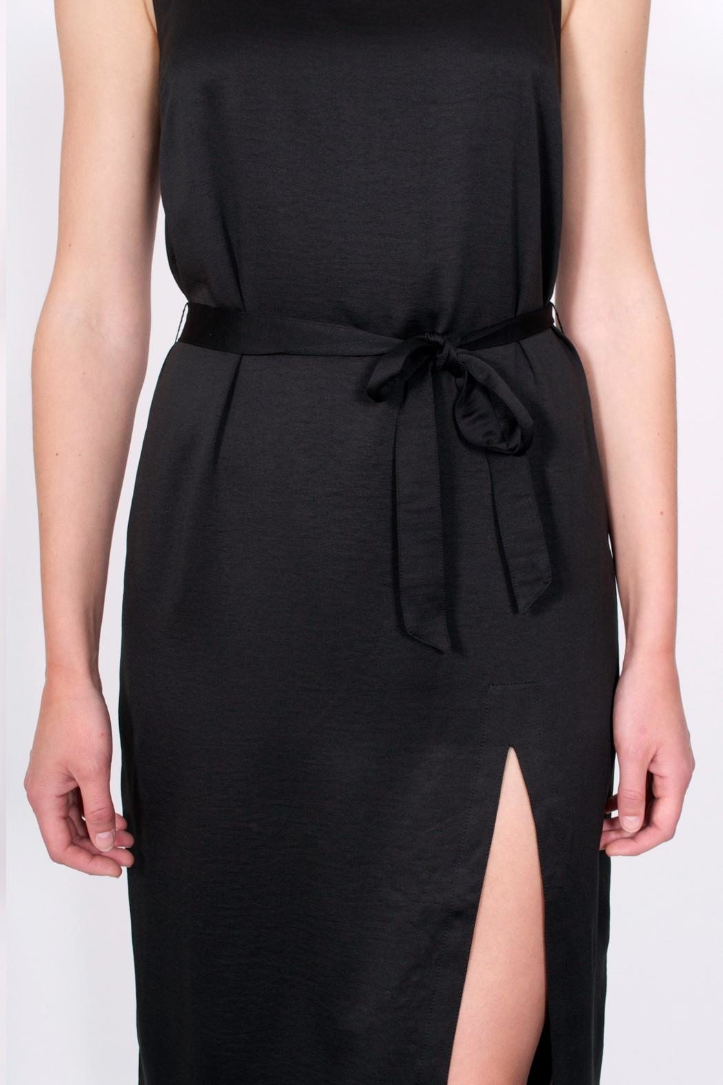 MINKPINK Bridget Midi Dress - Back Cropped Image