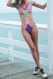 MINKPINK Bright Delight Swimsuit - Side cropped