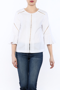 Shoptiques Product: Casablanca Trim Blouse