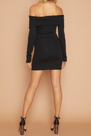 MINKPINK Corset Knit Dress - Back cropped