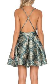 Shoptiques Product: Dance Mini Dress - Back cropped
