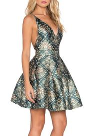 Shoptiques Product: Dance Mini Dress - Side cropped