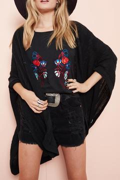 MinkPink Do You Remeber Poncho - Product List Image