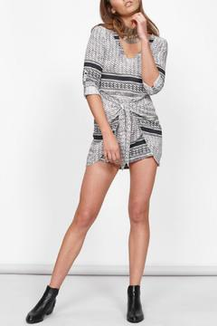 Shoptiques Product: Dreamer Front Tie Dress