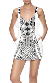 MinkPink Eco Warrior Romper - Product Mini Image