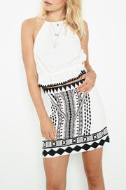 MinkPink Eco Warrior Skirt - Front cropped
