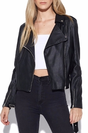 MinkPink Finley Moto Jacket - Product Mini Image