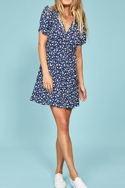 MinkPink Floral Wrap Dress - Product Mini Image