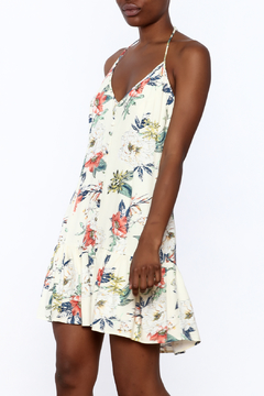 Shoptiques Product: Sleeveless Floral Dress