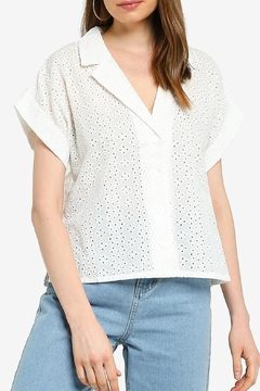 MINKPINK Giovanna Shirt - Product List Image