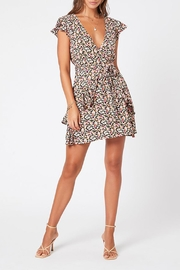 MINKPINK Good Girl Mini-Dress - Product Mini Image