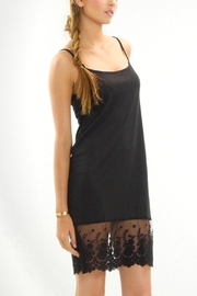 MINKPINK Lace Trim Slip - Front full body