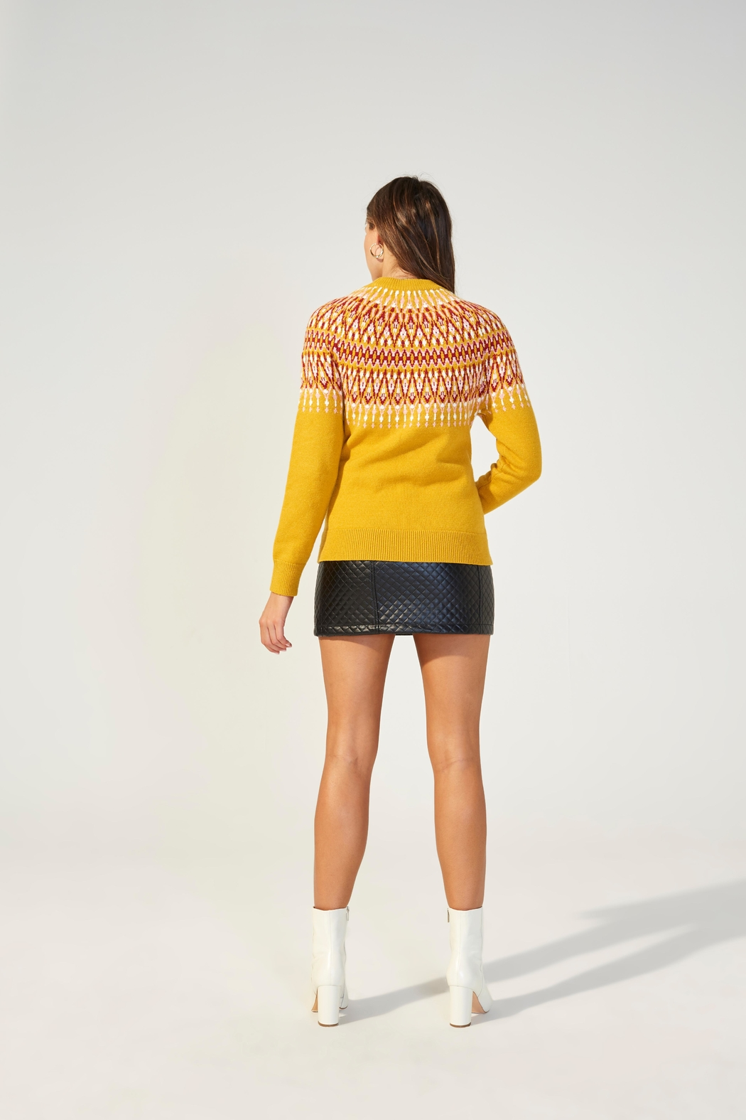 MINKPINK Lean On Sweater - Side Cropped Image