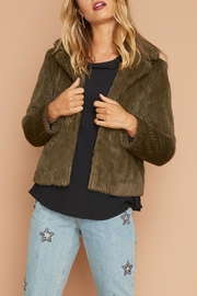 MinkPink Liberty Coat - Front cropped