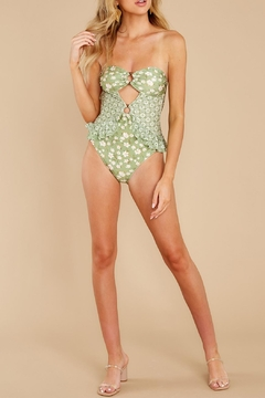 MINKPINK Marajo One-Piece Swimsuit - Product List Image