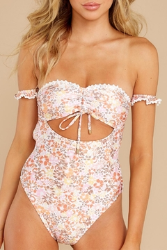 MINKPINK Marlena One-Piece Swimsuit - Alternate List Image