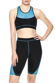 MinkPink Mesh Me Sports Bra - Product Mini Image