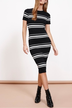 Shoptiques Product: Midi Sweater Dress