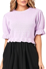 MINKPINK Molly Knit Top - Product Mini Image