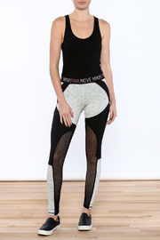 MinkPink Move Distance Legging - Front full body