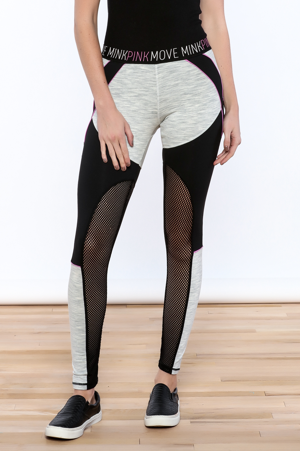MinkPink Move Distance Legging - Main Image