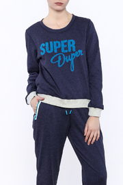 MinkPink Move Super Duper Sweatshirt - Front cropped