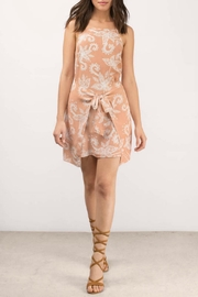 MinkPink Nusa Dua Tie-Dress - Product Mini Image