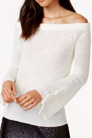 MinkPink Off Shoulder Sweater - Product Mini Image