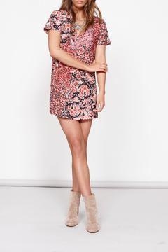 Shoptiques Product: Printed Tee Dress