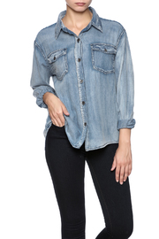 MinkPink Rodeo Denim Shirt - Product Mini Image