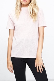 MINKPINK Sheer Rib Top - Product Mini Image