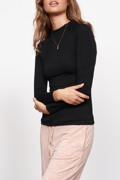 Shoptiques Product: Sleek Long Sleeve
