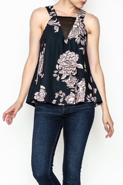 MinkPink Sleeveless Swing Top - Product List Image