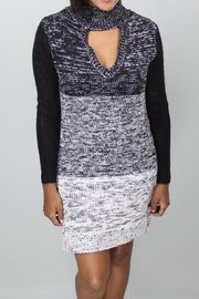 MinkPink Spectrum Sweater Dress - Product Mini Image