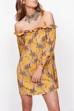 Shoptiques Product: Sri Lanka Off-Shoulder Dress